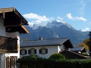 Bergblick Ferienwohnung Berglust Berchtesgaden Hohes Brett