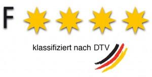 klassifizierte DTV Sterne