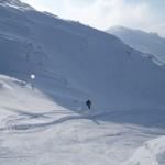 Skifahren am Untersberg