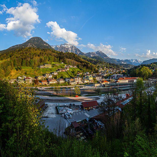 Berchtesgaden (Foto: B. Quinn)