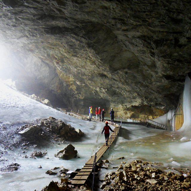 Eishöhle, Marktschellenberg